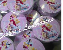 Latinha Personalizada - Princesas