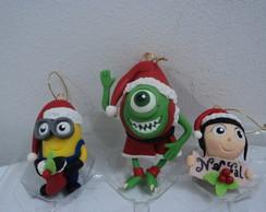 Enfeite Natalino Personagens Pixar