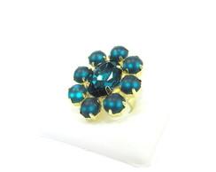 Maxi Anel Verde / Azul