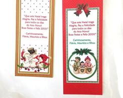 Marcador de livos: Natal