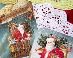 Cart�o de Natal - Feliz Natal (vermelho)