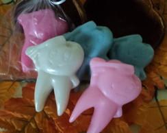 Sabonete dente