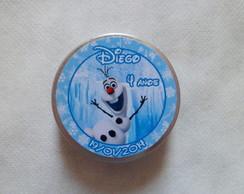 Latinhas Personalizadas - Olaf