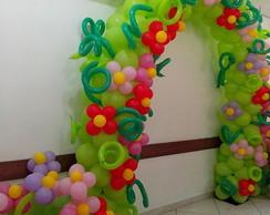 Arco/ Jardin e Flores