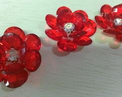 Flor de acr�lico para Chinelos
