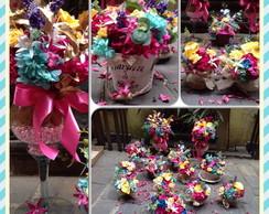Kit festa casamento moda Tailandesa