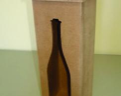 Vendo Caixa porta vinho - MDF 3mm