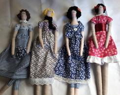 Apostilas de bonecas Tilda
