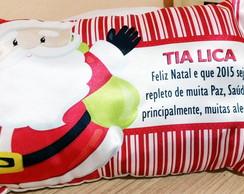 Almofada Personalizada de Natal