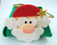 Porta bombom de Natal