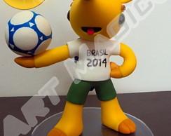 Torcedor Brasil - Tatu Bola
