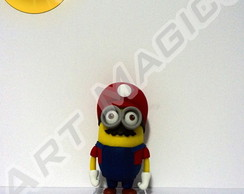 Minion Mario - Super Mario Bros