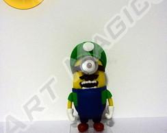 Minion Luigi - Mario Bros