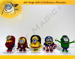 Minions Super Her�is