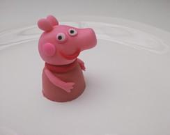 Trufa modelada Peppa Pig