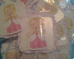 Totens/Toppers Princesa