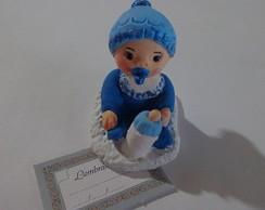 Lembrancinha de nascimento( bebezinho)
