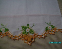 Panos de Prato com croch�