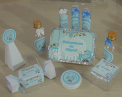Kit 150 itens personalizados