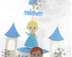 Centro de mesa Frozen kids