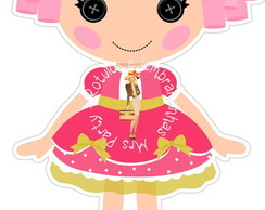 Toppers Personagem Lalaloopsy