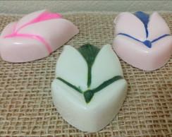 Tulipa de sabonete