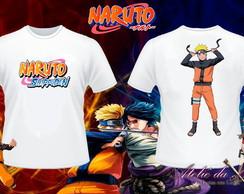 Camisa Personalizada - Naruto