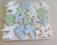 Cookies Decorados - 1� Eucaristia