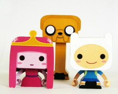 Adventure Time Paper Toy