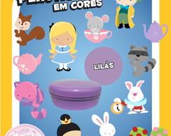 Potinho de Pl�st Cores - Alice Mini