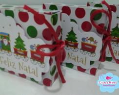 Caixa Baton de Natal