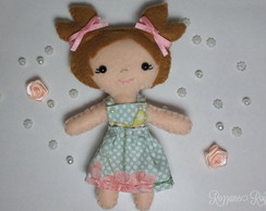 Mini boneca Lolla - Tiny Doll