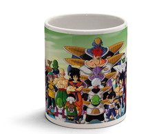 Caneca Dragon Ball Personagens 3