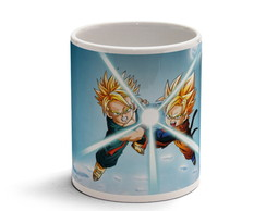 Caneca Dragon Ball Goten Trunks