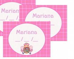 Tag / Card Maternidade Abelhinha