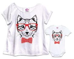 Conj. M�e e Filho (a) - Gato (Body)