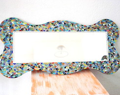 Espelho Color - FRETE PAC GR�TIS