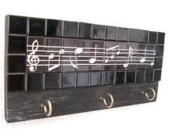 Porta Chaves - Notas Musicais