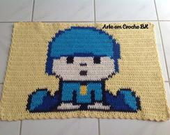 Tapete Croch� Personagem Pocoyo