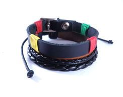 Kit pulseira masculina