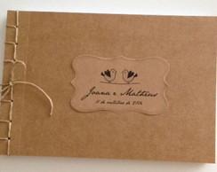 Caderno Assinatura Nature + Caixa