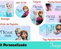 Frozen 6 artes