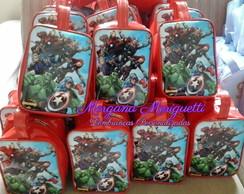 Vingadores do Gui (Lancheira )