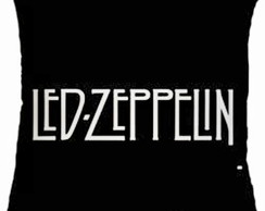 * ALMOFADA POP ART - LED ZEPPELIN