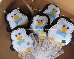 Buque de pinguins