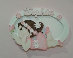 Porta Maternidade - Sophia