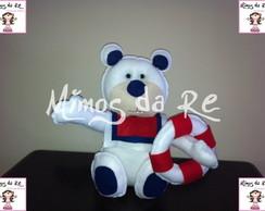 Urso Marinheiro - Centro de Mesa