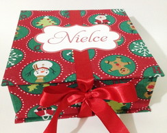 Lembrancinha de Natal - Kit Lavabo