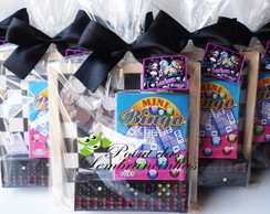 Kit de jogos monster high