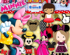 Kit Digital MINNIE 058